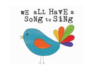 Song to Sing by Alli Rogosich