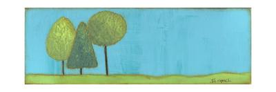 Watercolor Hearts-Alli Rogosich-Art Print
