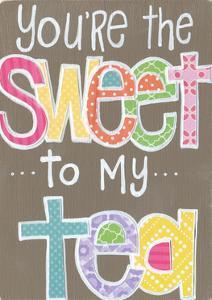Sweet to My Tea by Alli Rogosich