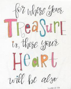 Treasure by Alli Rogosich