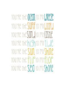 You're the Sun to my Shine by Alli Rogosich