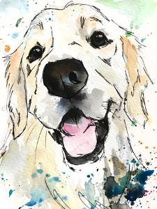 Brinkley The Great Pyrenees by Allison Gray