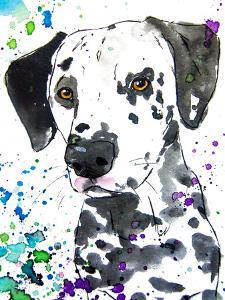 Dalmatian by Allison Gray