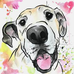 Loved Forever Great Dane by Allison Gray