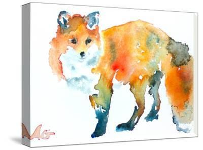 Red Fox by Allison Gray