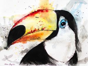 Toucan by Allison Gray