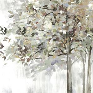 Autumn's Leaves Neutral by Allison Pearce
