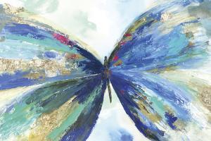 Blue butterfly by Allison Pearce