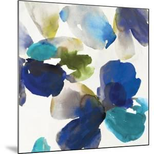 Blue Velvet II by Allison Pearce