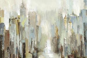 Misty City by Allison Pearce