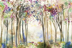Sunny path II by Allison Pearce