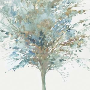 Tree Teal I by Allison Pearce