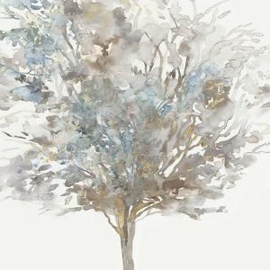 Tree Teal II by Allison Pearce