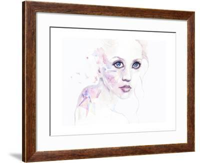 Allison-Agnes Cecile-Framed Art Print