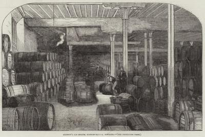 Allsopp's Ale Stores, Haydon-Square, Minories