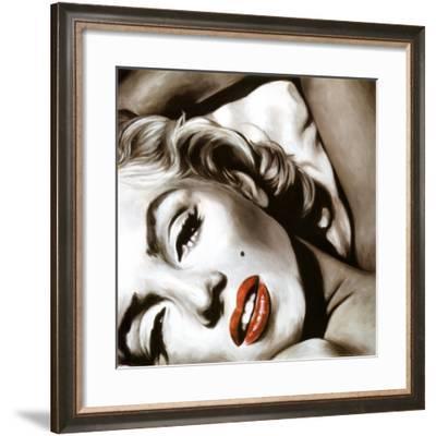 Allure-Frank Ritter-Framed Art Print