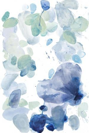 Butterfly Dance in Blue A