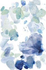 Butterfly Dance in Blue A by Allyson Fukushima