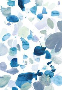 Butterfly Dance in Blue B by Allyson Fukushima