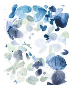 Butterfly Dance in Blue C by Allyson Fukushima