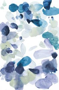 Butterfly Dance in Blue D by Allyson Fukushima