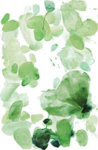 Butterfly Dance in Green A by Allyson Fukushima