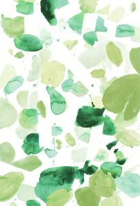 Butterfly Dance in Green B by Allyson Fukushima