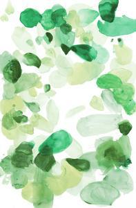 Butterfly Dance in Green D by Allyson Fukushima