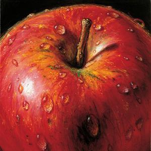Apple by Alma'ch