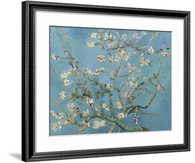 Almond Blossom, 1890-Vincent van Gogh-Framed Art Print