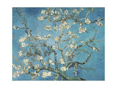 Almond Blossom, 1890-Vincent van Gogh-Giclee Print