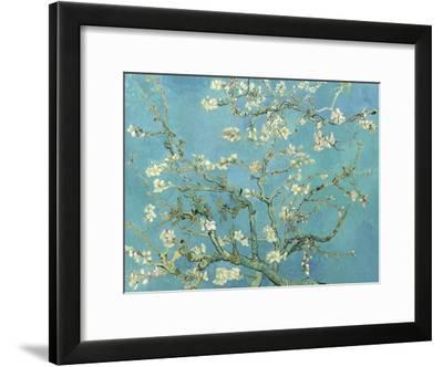 Almond Blossoms, 1890-Vincent van Gogh-Framed Art Print