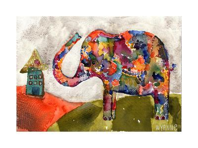 Almost Home-Wyanne-Giclee Print
