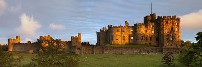 Alnwick Castle; Alnwick, Northumberland, England-Design Pics Inc-Photographic Print