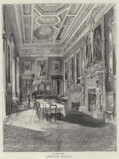 Alnwick Castle--Giclee Print