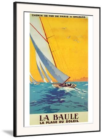 La Baule by Alo (Charles-Jean Hallo)