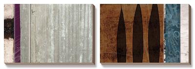 Aloe Garden II-Noah Li-Leger-Canvas Art Set