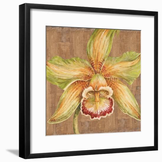 Aloha Beauty I-Judy Shelby-Framed Art Print