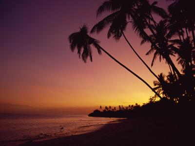 Alona Beach, Island of Panglao, Off the Coast of Bohol, the Philippines, Southeast Asia-Robert Francis-Photographic Print