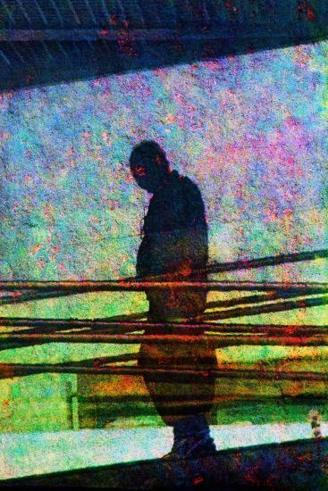 Alone--Photographic Print