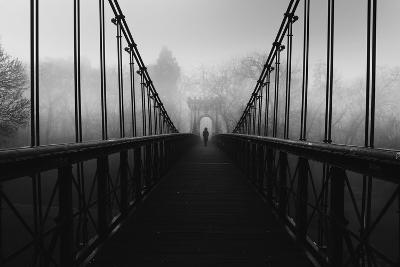 Alone-Catalin Alexandru-Photographic Print