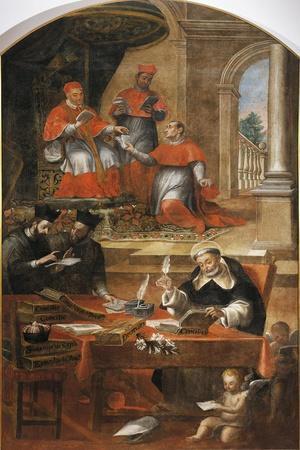 St Raymond of Penafort, Advisor to Pope Gregory IX