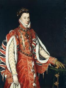 Portrait of a Lady by Alonso Sanchez Coello