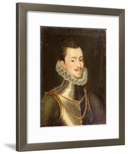 Portrait of Don John of Austria by Alonso Sanchez Coello