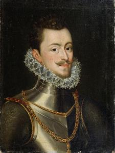Portrait of the Governor of the Habsburg Netherlands Don John of Austria, 16th Century by Alonso Sanchez Coello