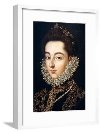Portrait of the Infanta Catalina Michaela of Austria, C1582-C1585
