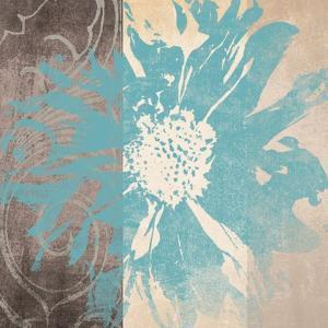 Flower Power 1 by Alonza Saunders