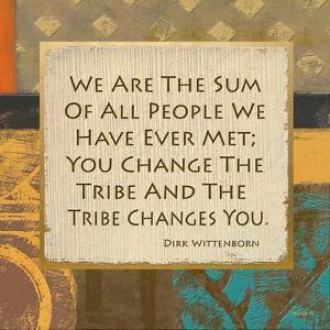 Tribe Change by Alonza Saunders