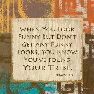 Tribe Found by Alonza Saunders