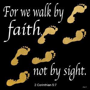 Walk By Faith 2 by Alonza Saunders